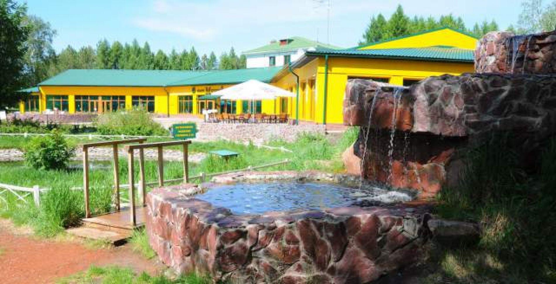 """Парк-отель """"Мечта"""" Омская область, фото 10"""