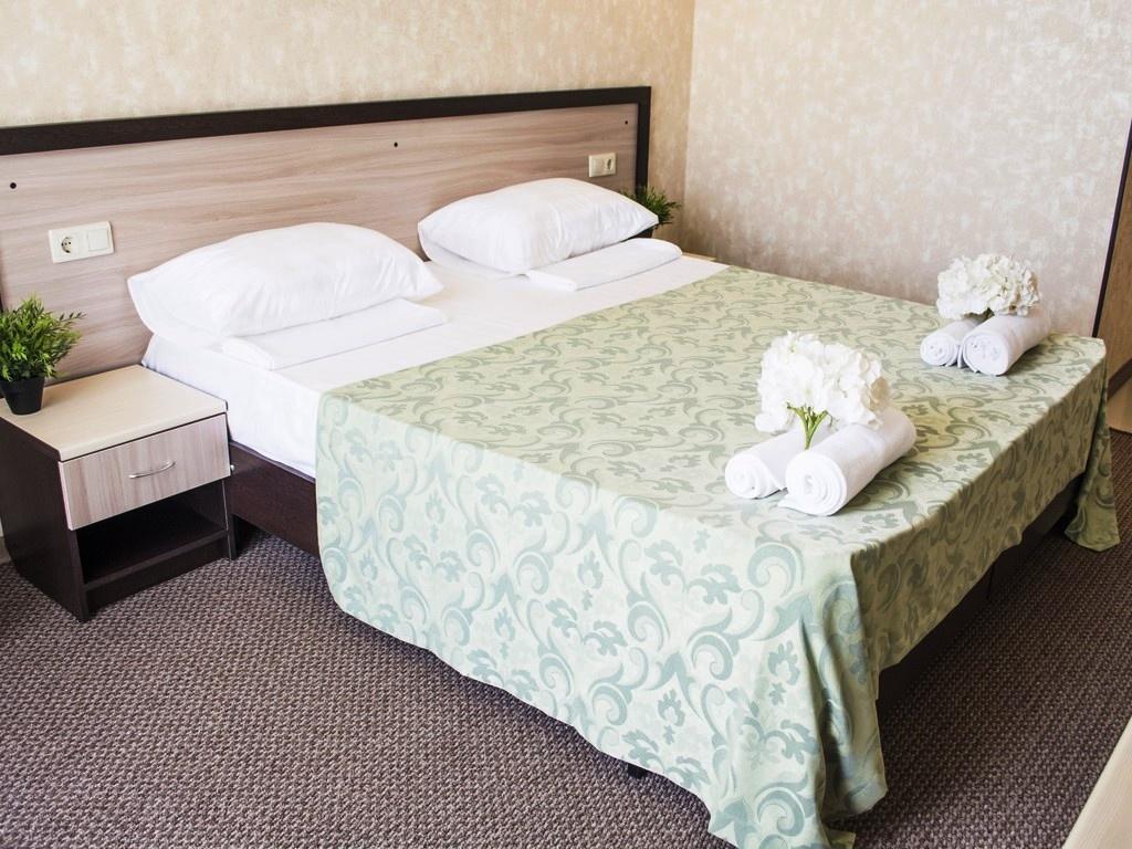 Семейный отель «Акварель» Краснодарский край Стандарт 2-местный, фото 2