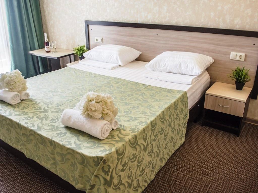 Семейный отель «Акварель» Краснодарский край Стандарт 2-местный, фото 1