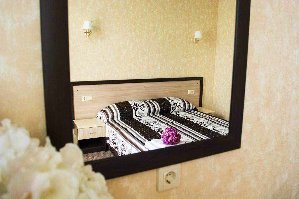 Семейный отель «Акварель» Краснодарский край Семейный 2-комнатный, фото 1