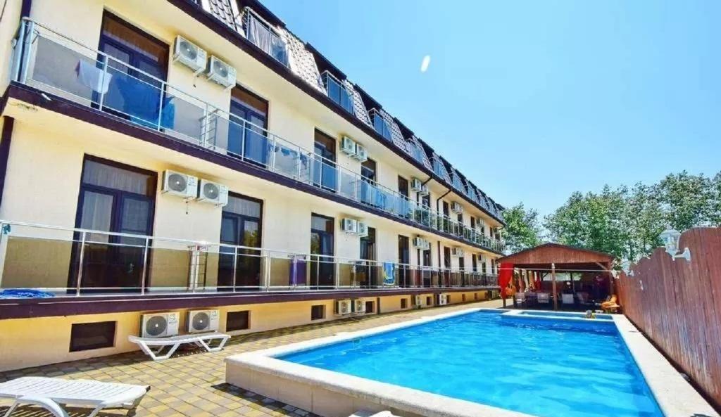 Семейный отель «Акварель» Краснодарский край, фото 1