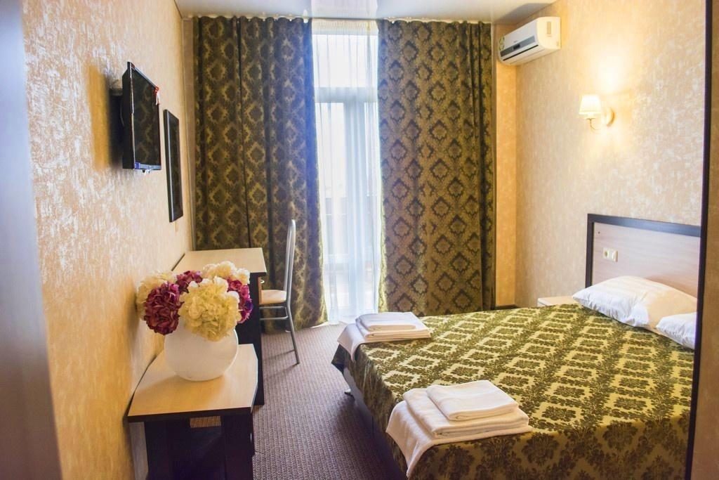 Семейный отель «Акварель» Краснодарский край Семейный 2-комнатный, фото 6