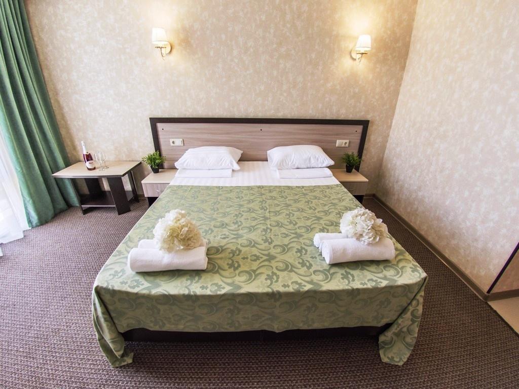 Семейный отель «Акварель» Краснодарский край Стандарт 2-местный, фото 6