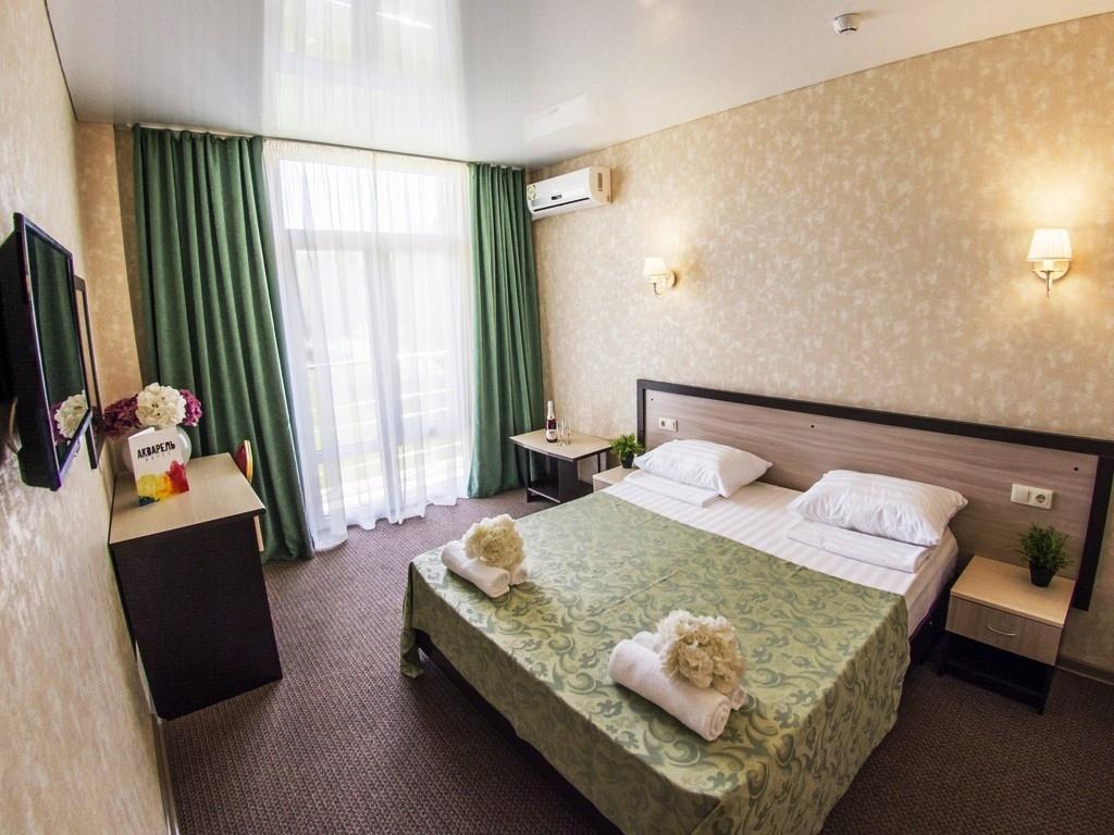 Семейный отель «Акварель» Краснодарский край Стандарт 2-местный, фото 7