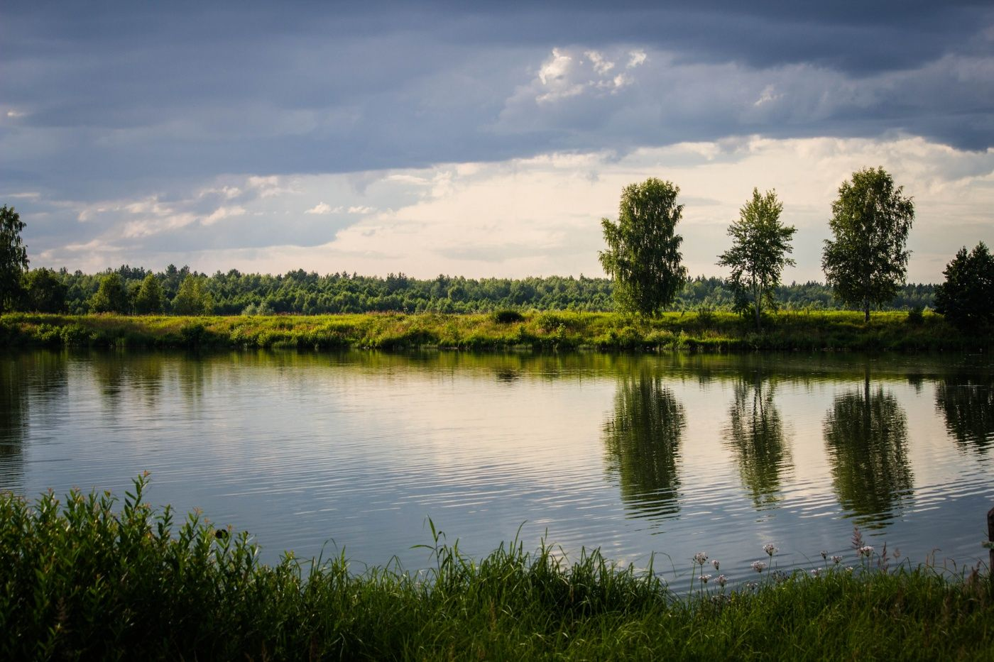 """База отдыха """"Чижковское озеро"""" Нижегородская область, фото 1"""
