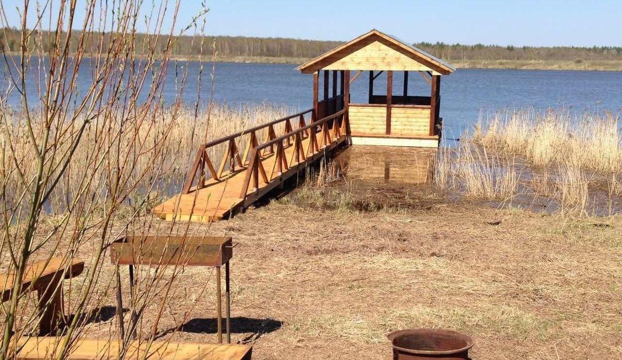 """База отдыха """"Чижковское озеро"""" Нижегородская область, фото 5"""