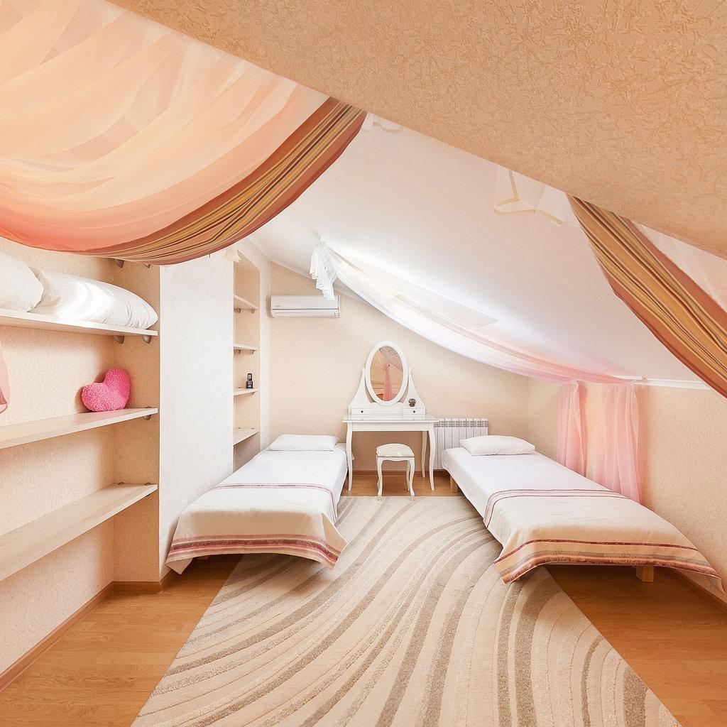 Отель «Бонжур» Краснодарский край Студия Семейная 4-местная, фото 1