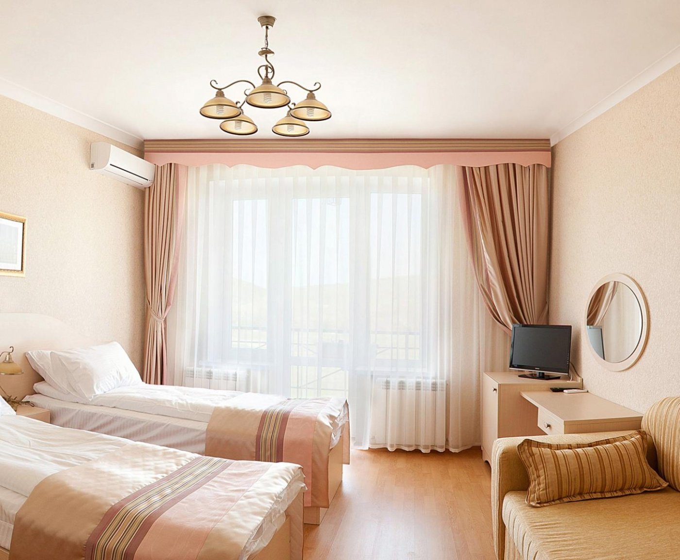 Отель «Бонжур» Краснодарский край Стандарт 2-местный, фото 2