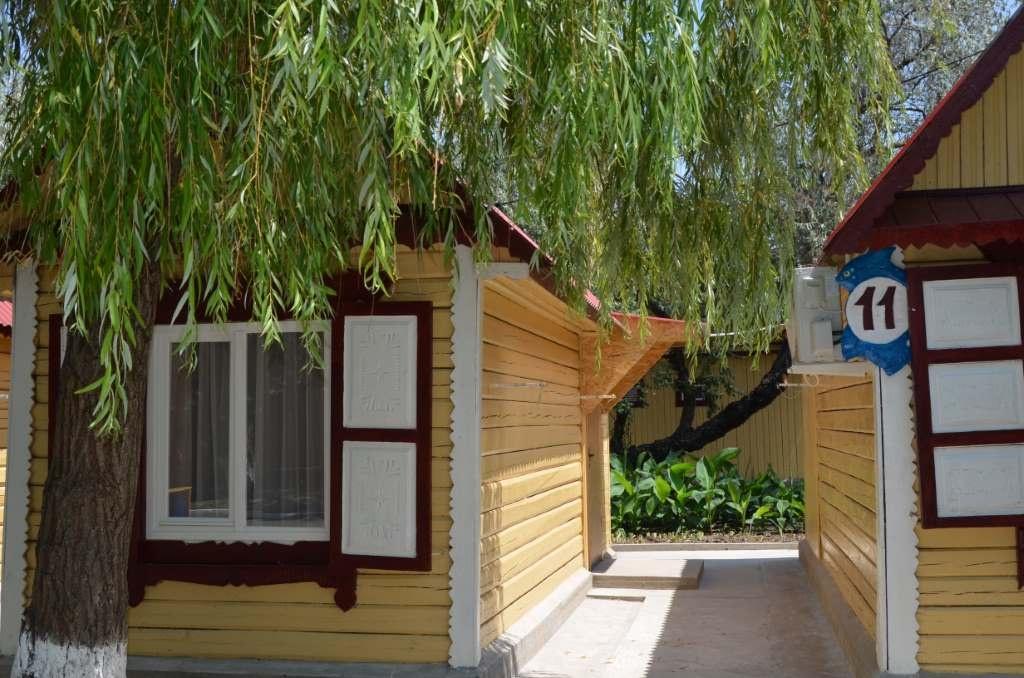 Экопарк отель «Sunrise» Краснодарский край Улучшенный 3-местный, фото 3