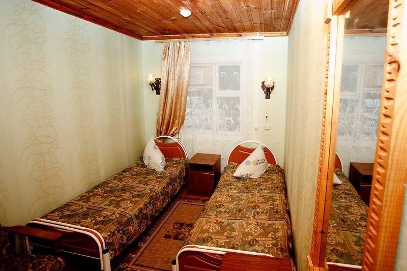 Экопарк отель «Sunrise» Краснодарский край Стандарт , фото 2