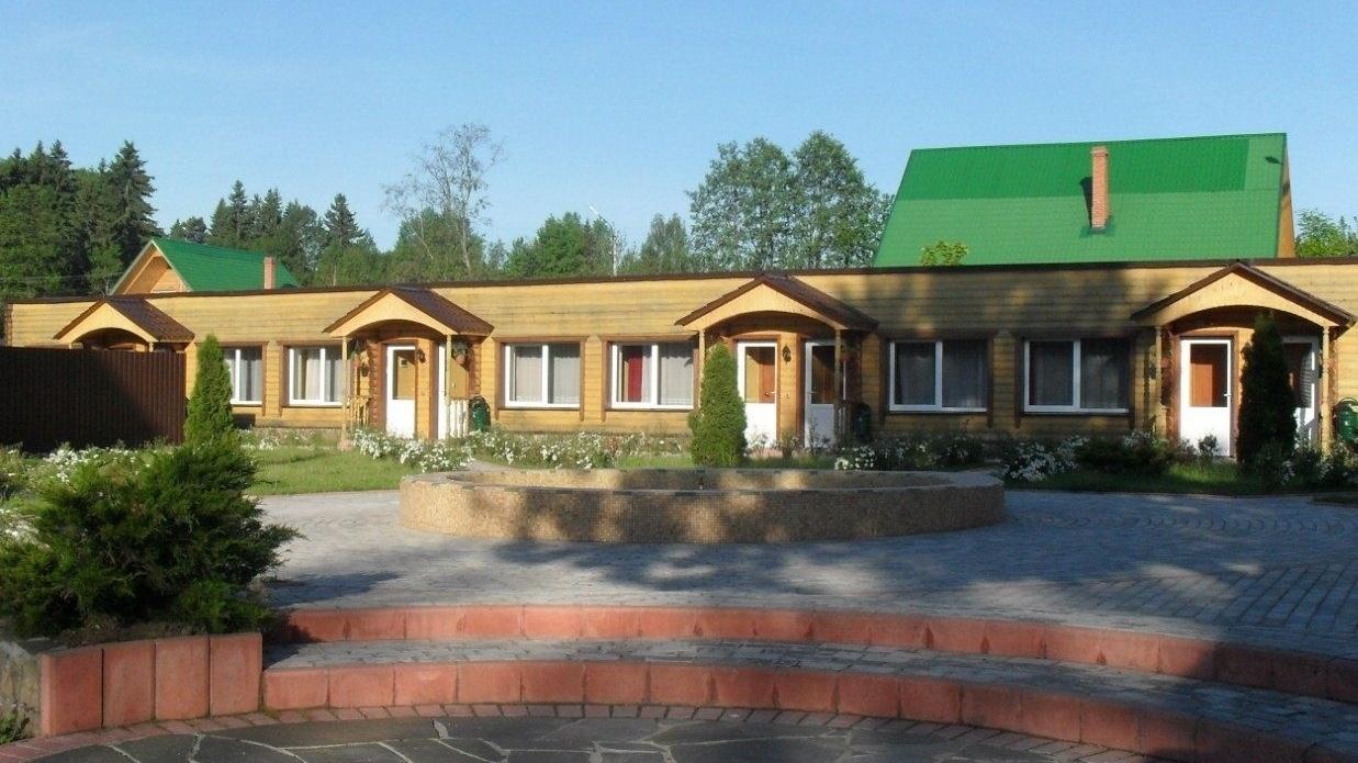 Туристический комплекс «Заимка» Тверская область Номер «Стандарт» 2-местный в корпусе «Солнечный», фото 1