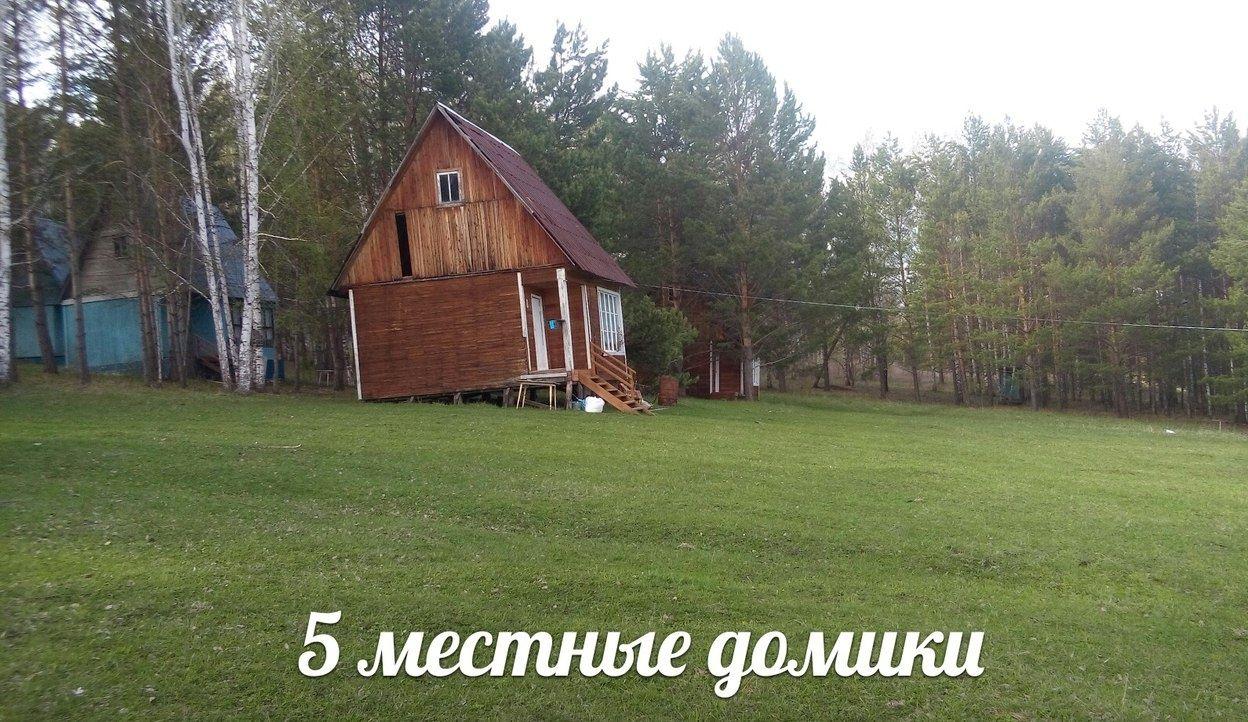 База отдыха «Жемчужина» Красноярский край 5-местный улучшенный номер, фото 1