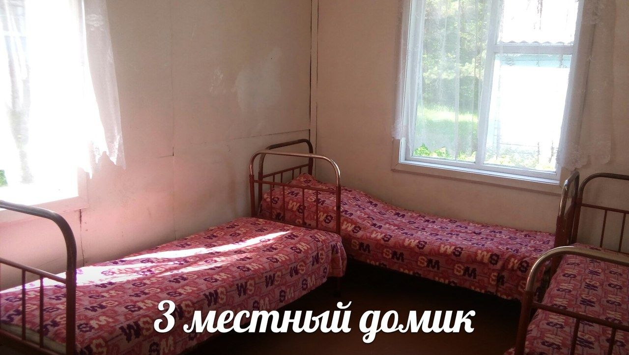 База отдыха «Жемчужина» Красноярский край 3-местный стандарт, фото 2