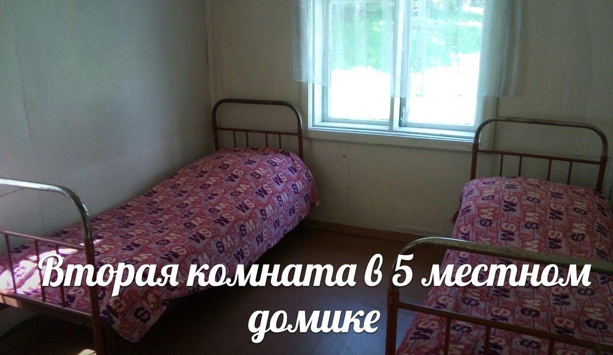 База отдыха «Жемчужина» Красноярский край 5-местный улучшенный номер, фото 2