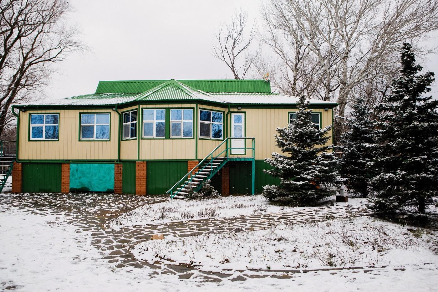 Турбаза «Бристоль» Волгоградская область Дом № 1 «Семейный», фото 2