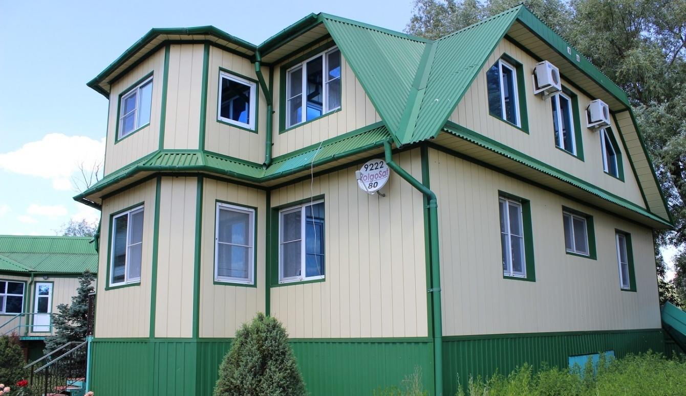 Турбаза «Бристоль» Волгоградская область Дом № 2 «Гостевой», фото 1