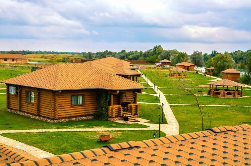 """Турбаза """"Дом солнца"""" Астраханская область, фото 2"""