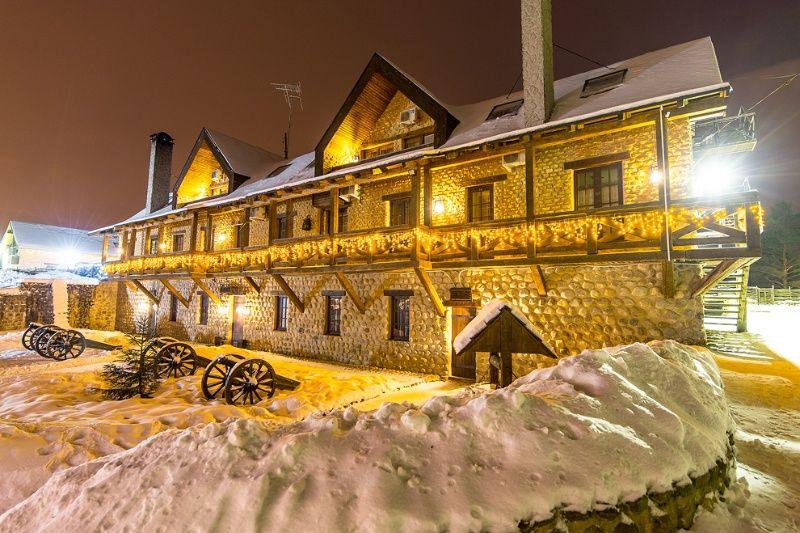 Комплекс отдыха «Старая Мельница» Ленинградская область, фото 9
