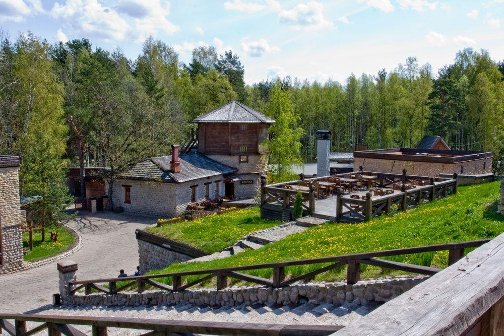 Комплекс отдыха «Старая Мельница» Ленинградская область, фото 15