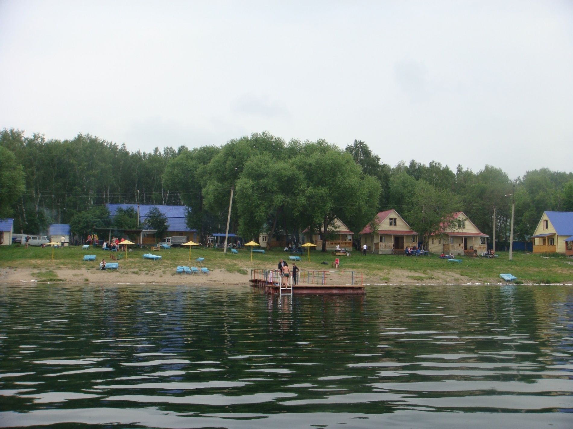 """База отдыха """"Гринта"""" (быв. Квинта) Челябинская область, фото 8"""