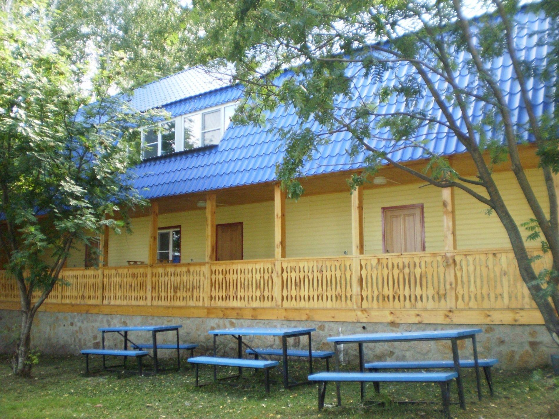"""База отдыха """"Гринта"""" (быв. Квинта) Челябинская область, фото 10"""
