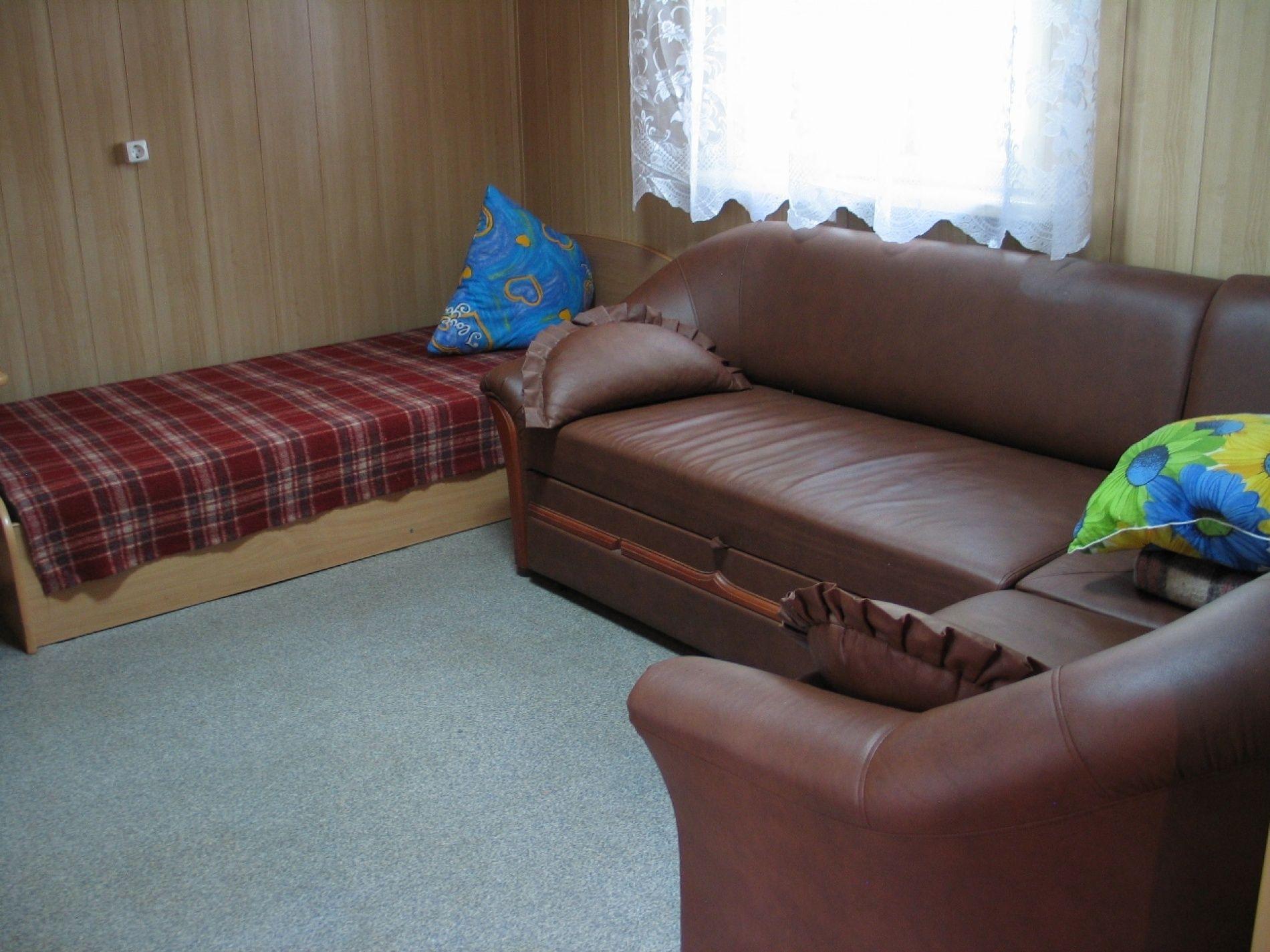 """База отдыха """"Гринта"""" (быв. Квинта) Челябинская область Одноэтажный 2-х комнатный коттедж № 4, 5, 6 , фото 3"""