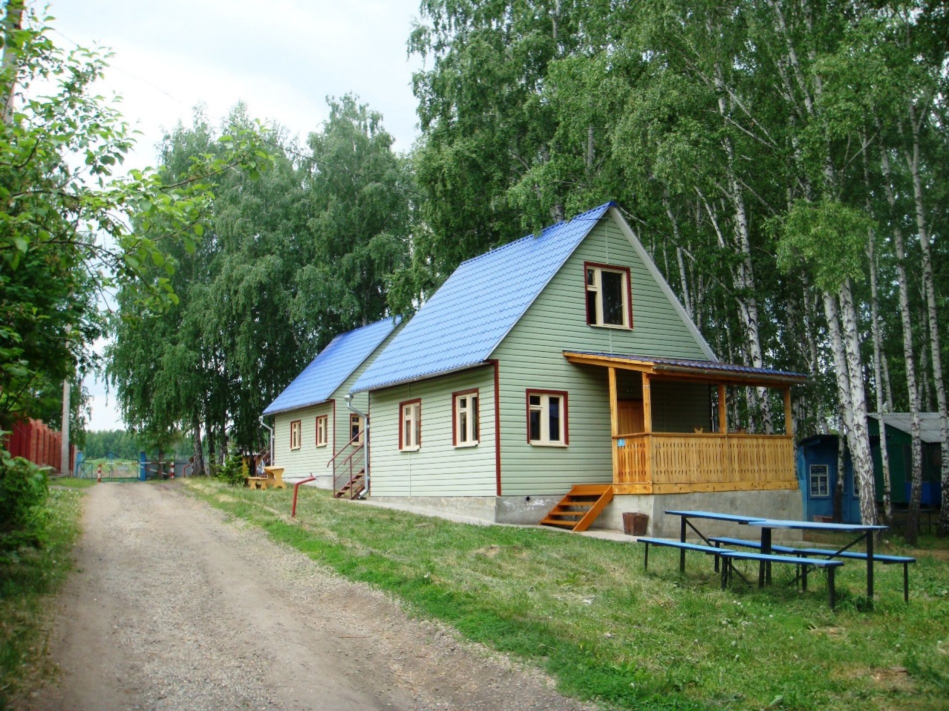 """База отдыха """"Гринта"""" (быв. Квинта) Челябинская область, фото 1"""