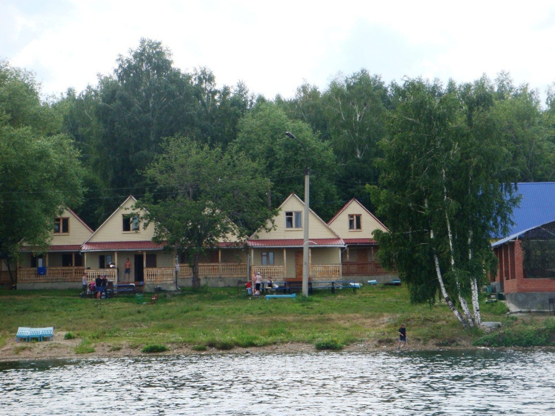"""База отдыха """"Гринта"""" (быв. Квинта) Челябинская область, фото 14"""