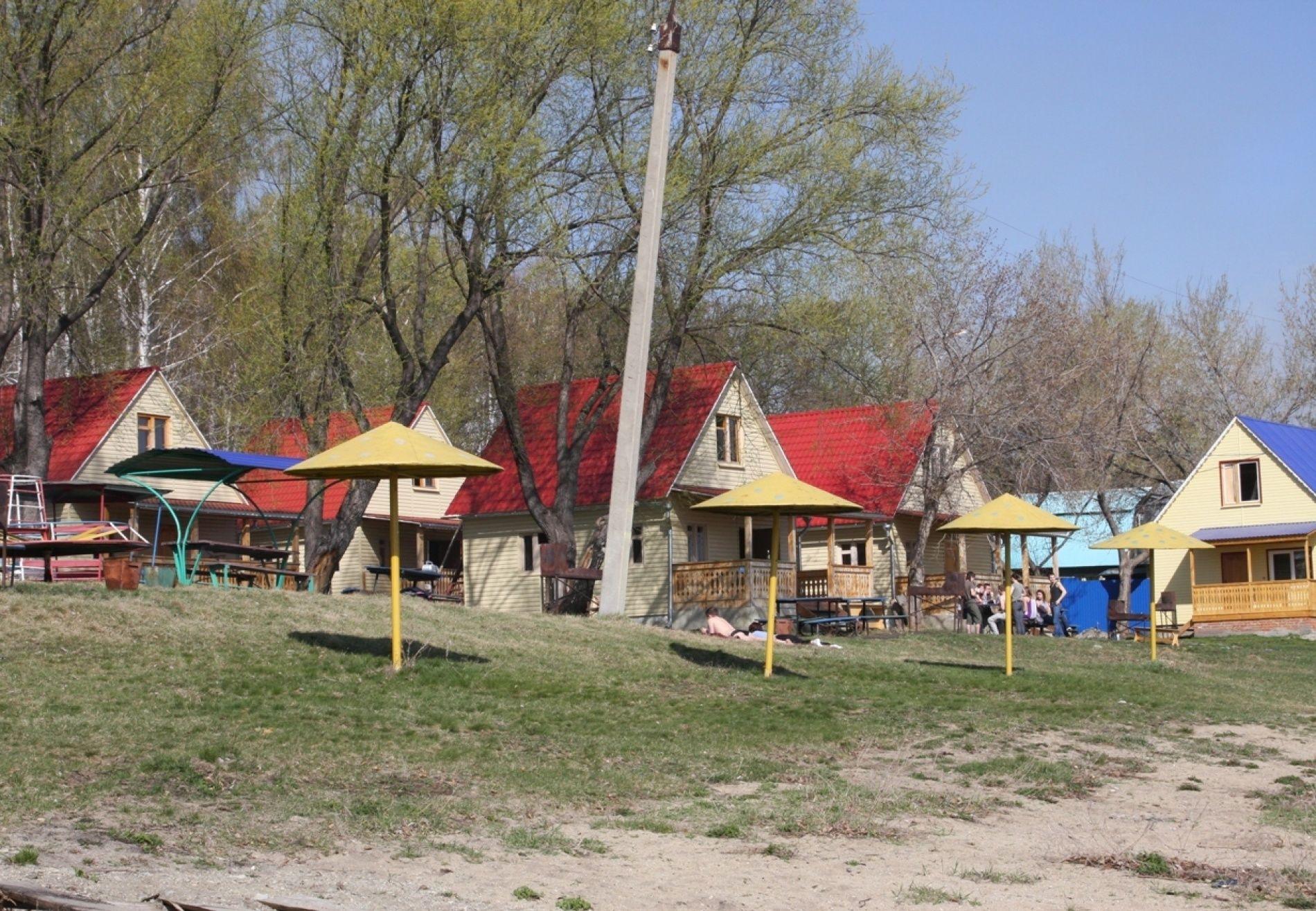 """База отдыха """"Гринта"""" (быв. Квинта) Челябинская область, фото 15"""