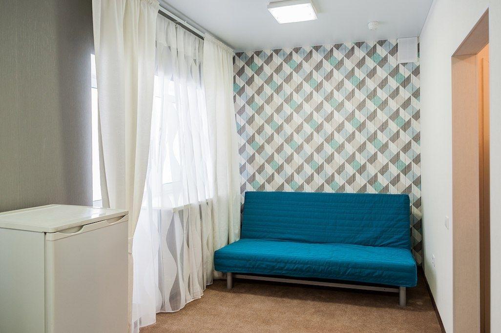 """База отдыха """"Баден-Баден Лесная сказка"""" Челябинская область Номер """"Полулюкс"""" 1-комнатный, фото 8"""