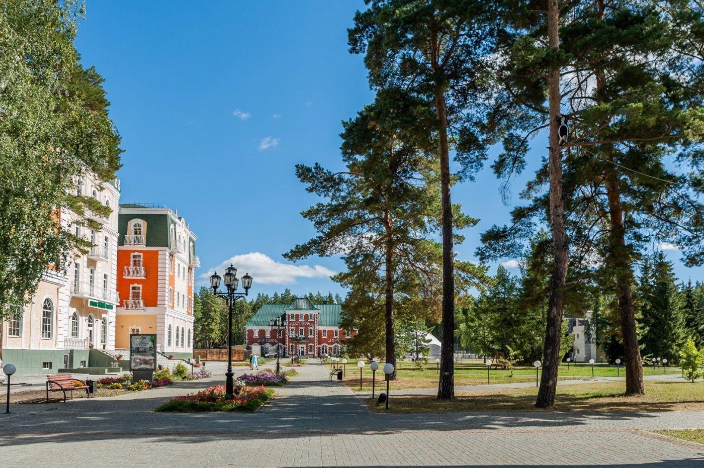 """База отдыха """"Баден-Баден Лесная сказка"""" Челябинская область, фото 7"""