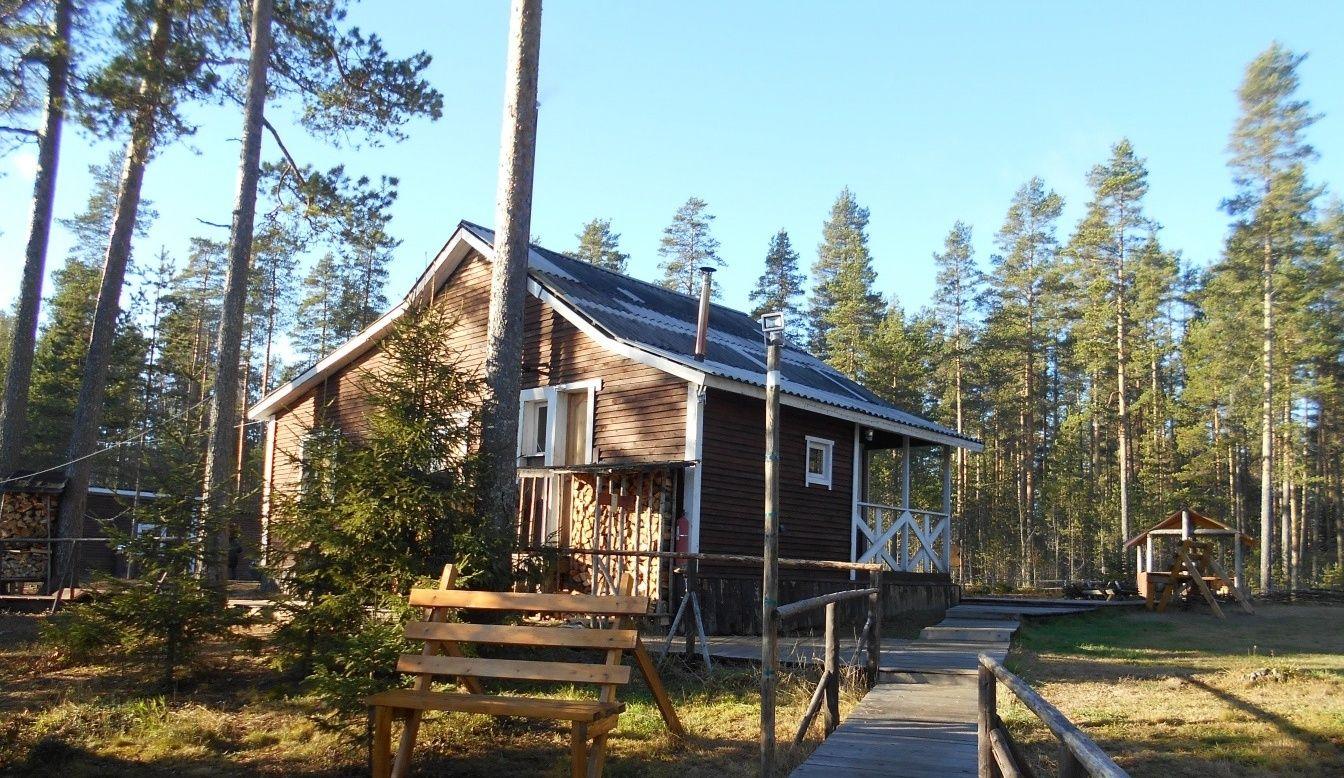 Гостевой дом «Шуясалми» Республика Карелия, фото 1