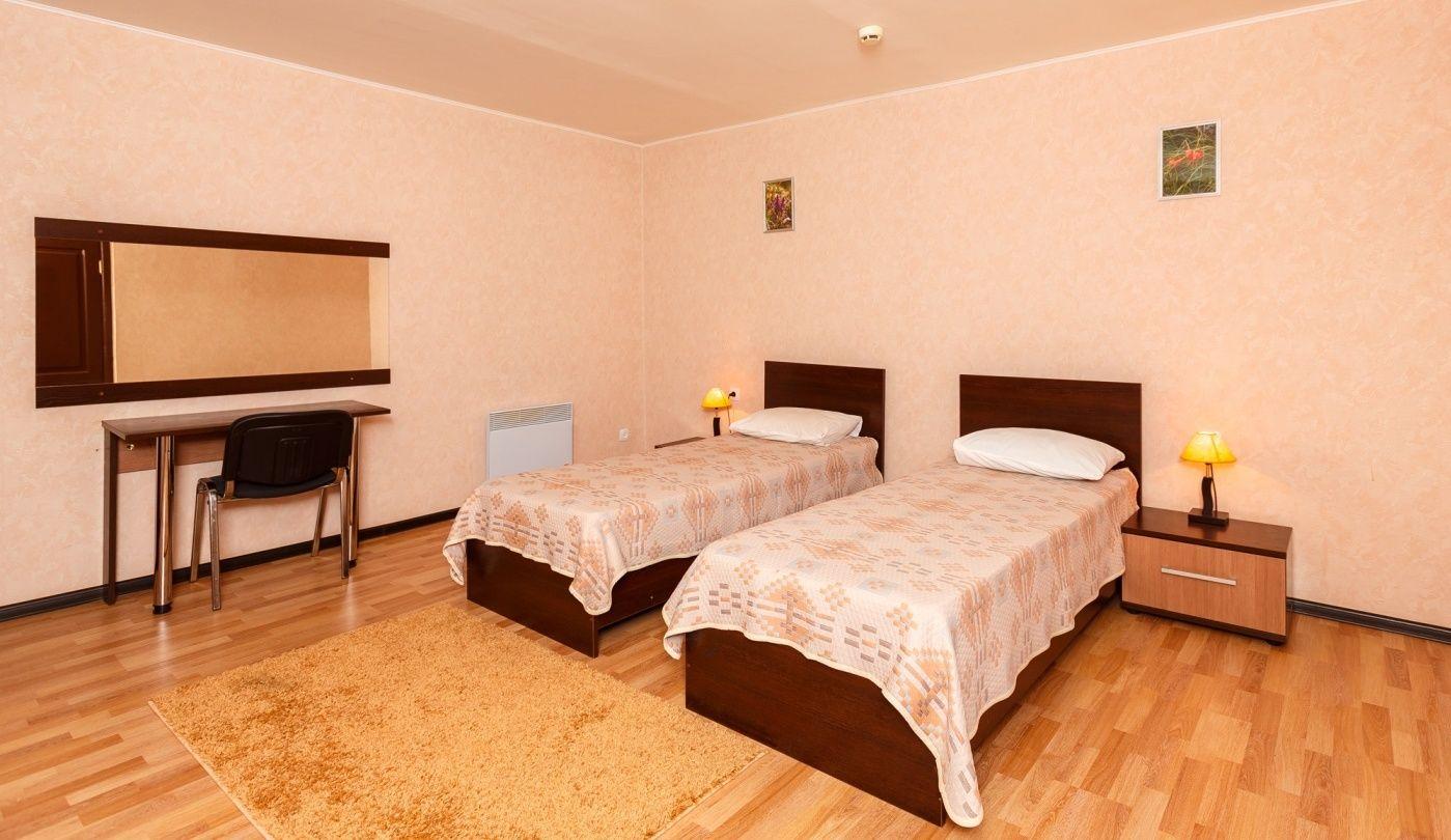 Гостиница «Прибайкальская» Иркутская область Комфорт «twin», фото 1