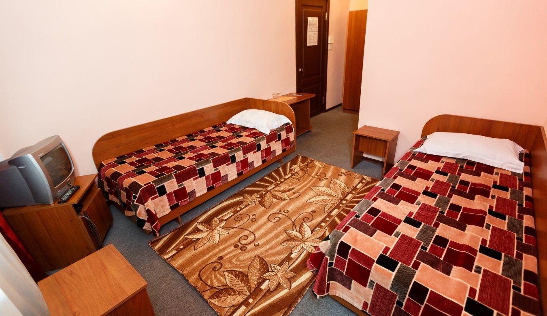 Гостиница «Прибайкальская» Иркутская область 2-местный «twin», фото 1