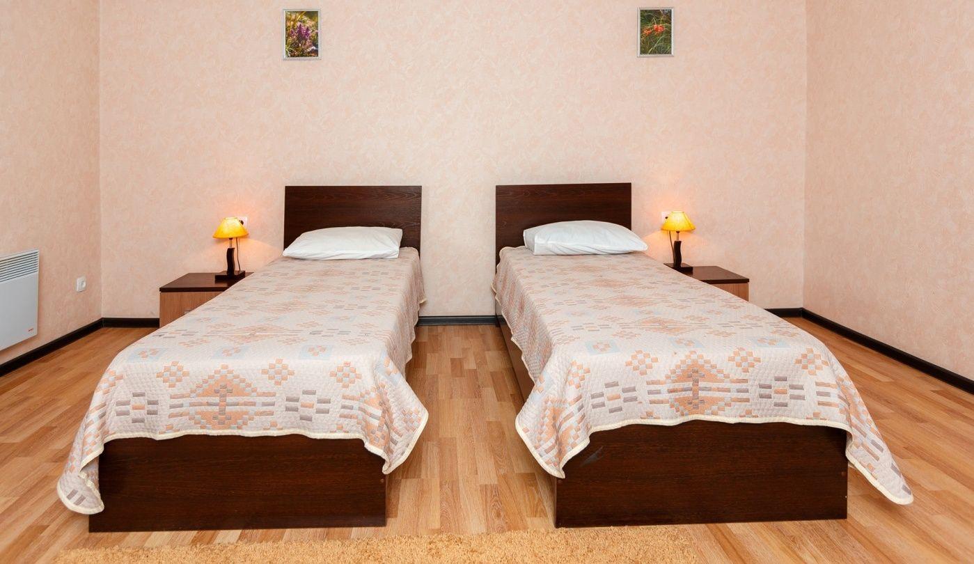 Гостиница «Прибайкальская» Иркутская область Бизнес «twin», фото 1