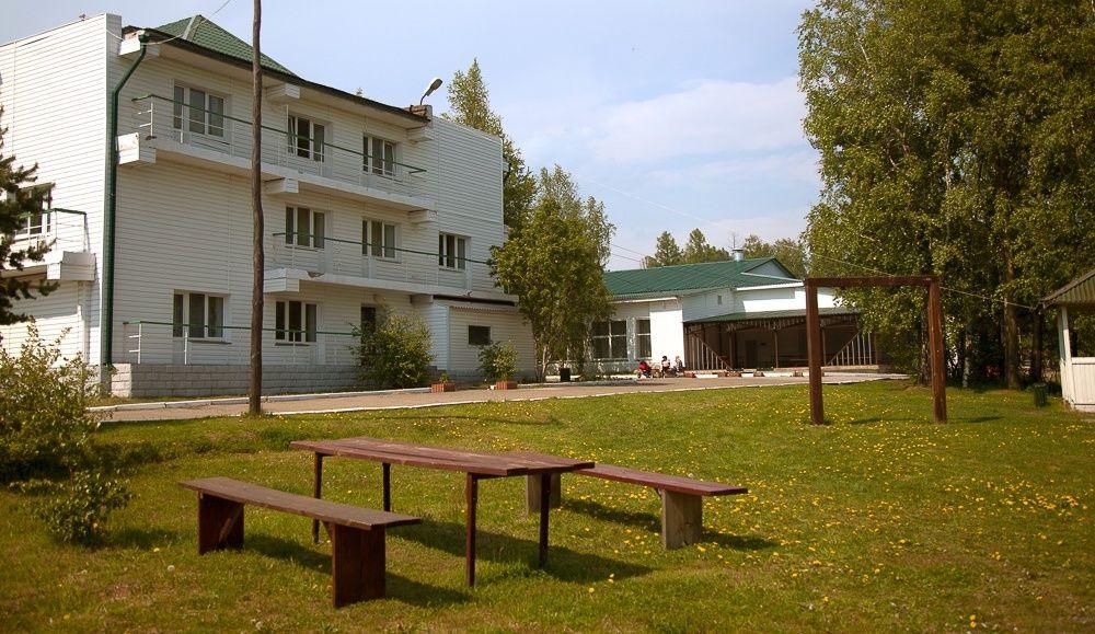Гостиница «Прибайкальская» Иркутская область, фото 1