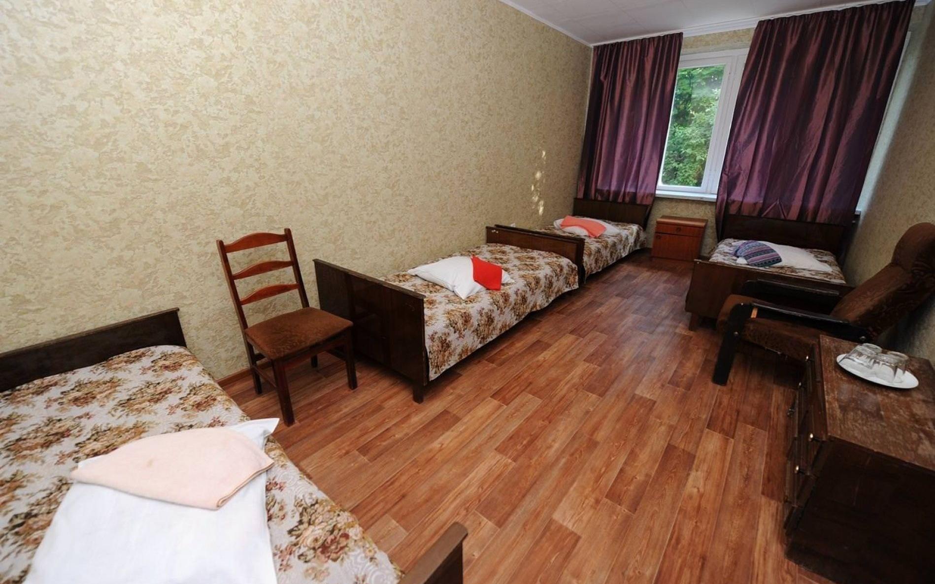 Дом отдыха «Компонент» Московская область Блок 4-местный (копус №3,5), фото 1