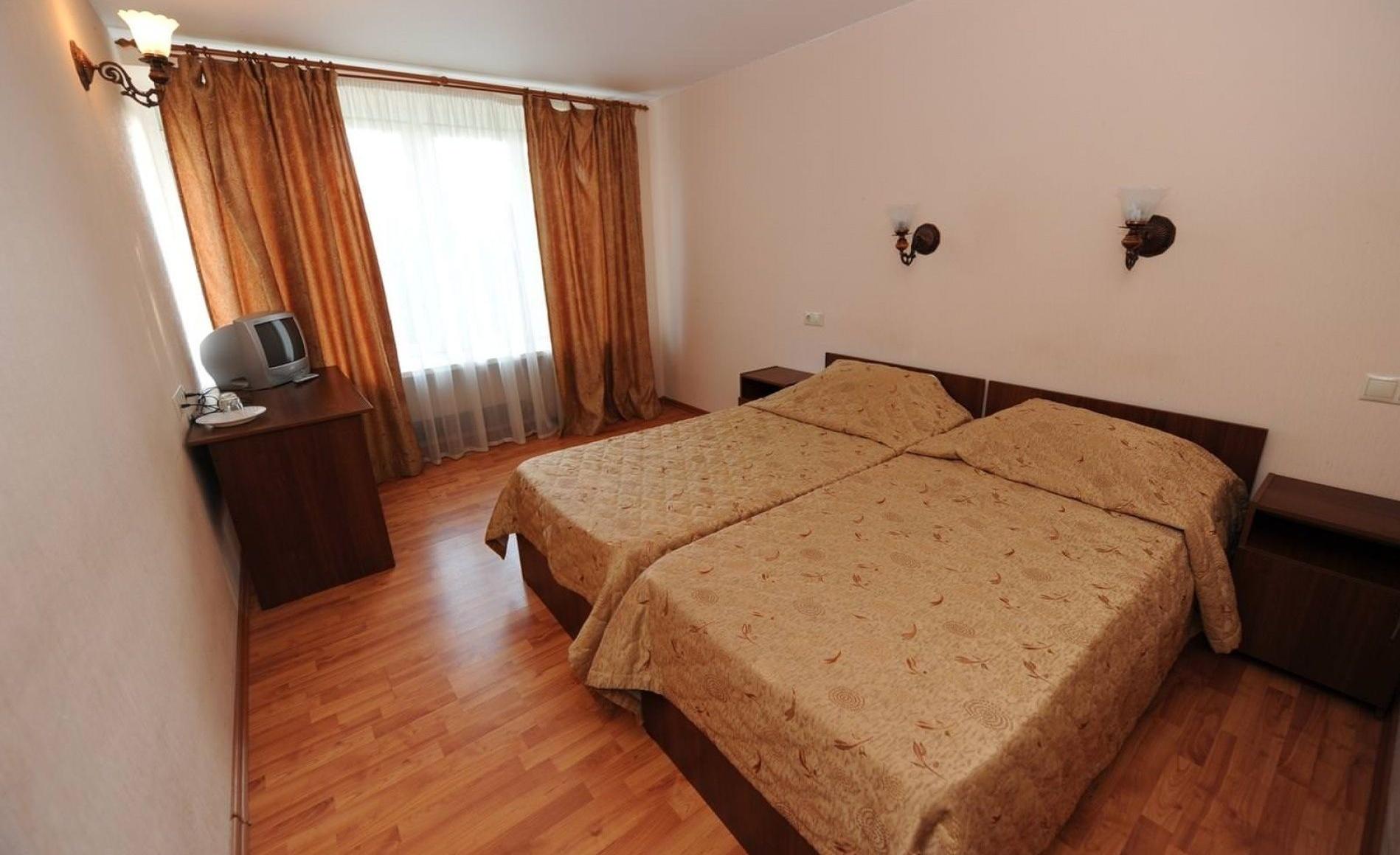 Дом отдыха «Компонент» Московская область Номер «Комфорт» 2-местный (корпус №1,2), фото 1