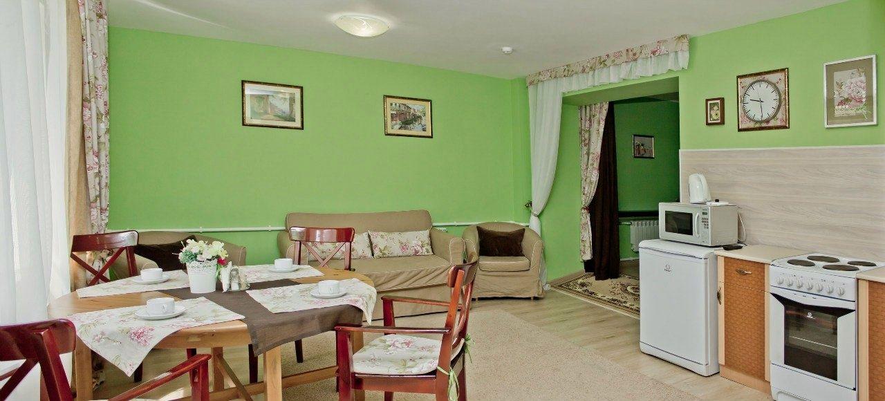Клуб загороного отдыха «Лесное поместье» Челябинская область Мини-апартаменты, фото 2