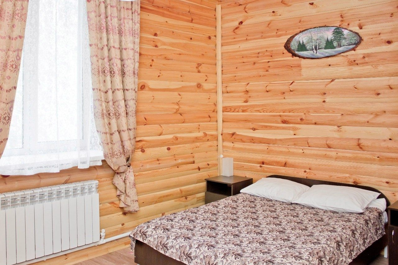 Клуб загороного отдыха «Лесное поместье» Челябинская область Коттедж № 1 (1 этаж) , фото 1