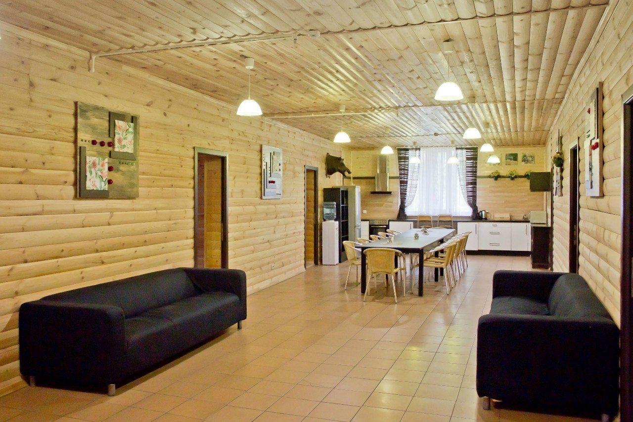 Клуб загороного отдыха «Лесное поместье» Челябинская область Коттедж № 1 (1 этаж) , фото 2