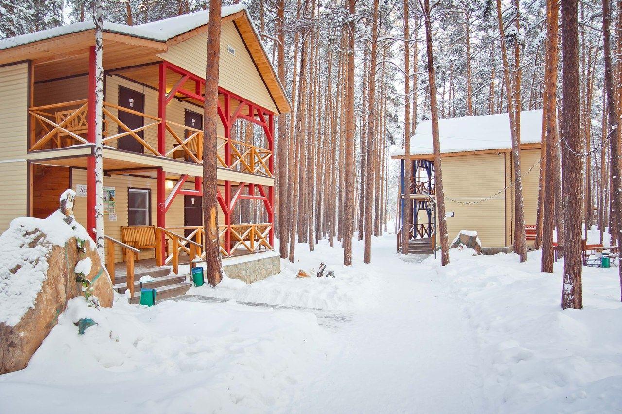 Клуб загороного отдыха «Лесное поместье» Челябинская область, фото 14