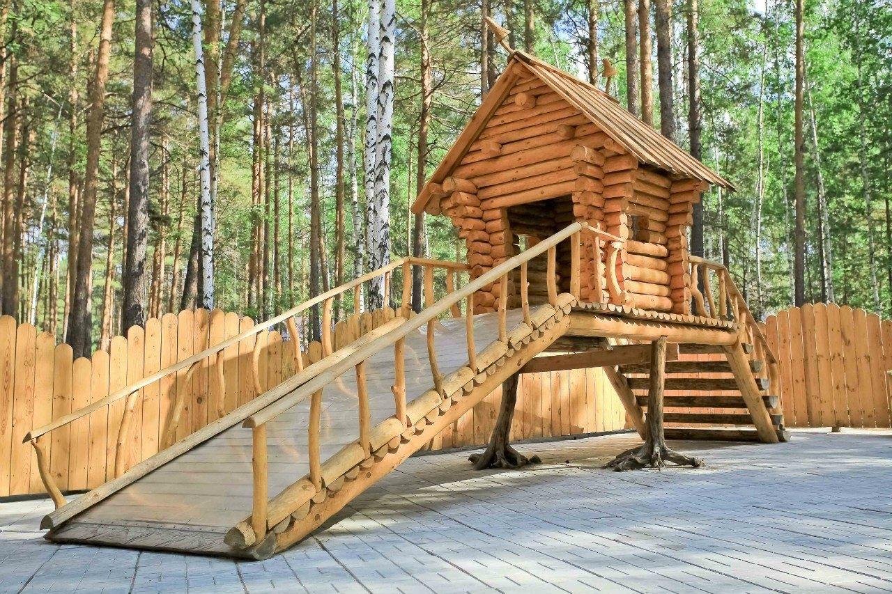 Клуб загороного отдыха «Лесное поместье» Челябинская область, фото 6
