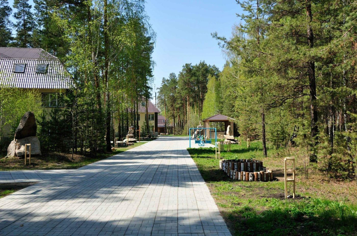 Клуб загороного отдыха «Лесное поместье» Челябинская область, фото 8