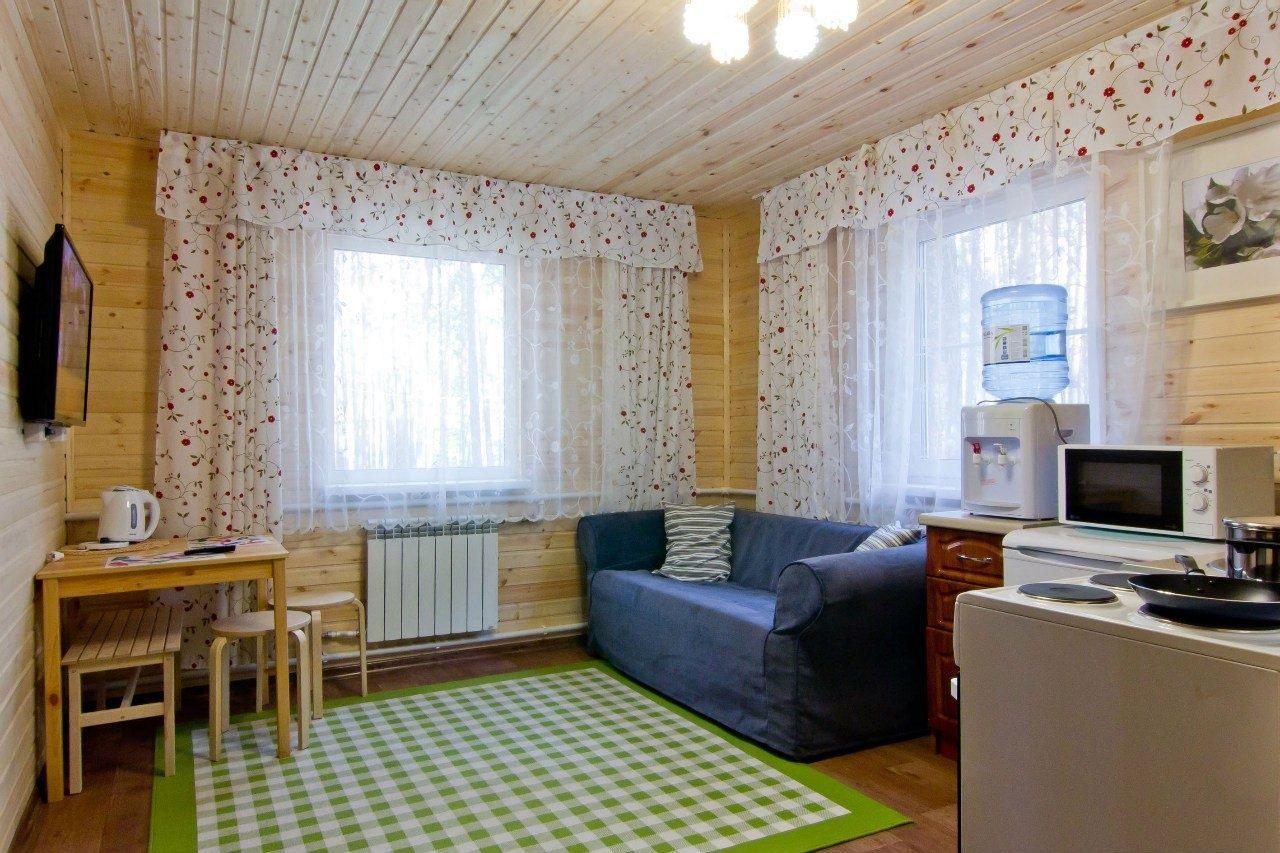 Клуб загороного отдыха «Лесное поместье» Челябинская область Мини-апартаменты, фото 3