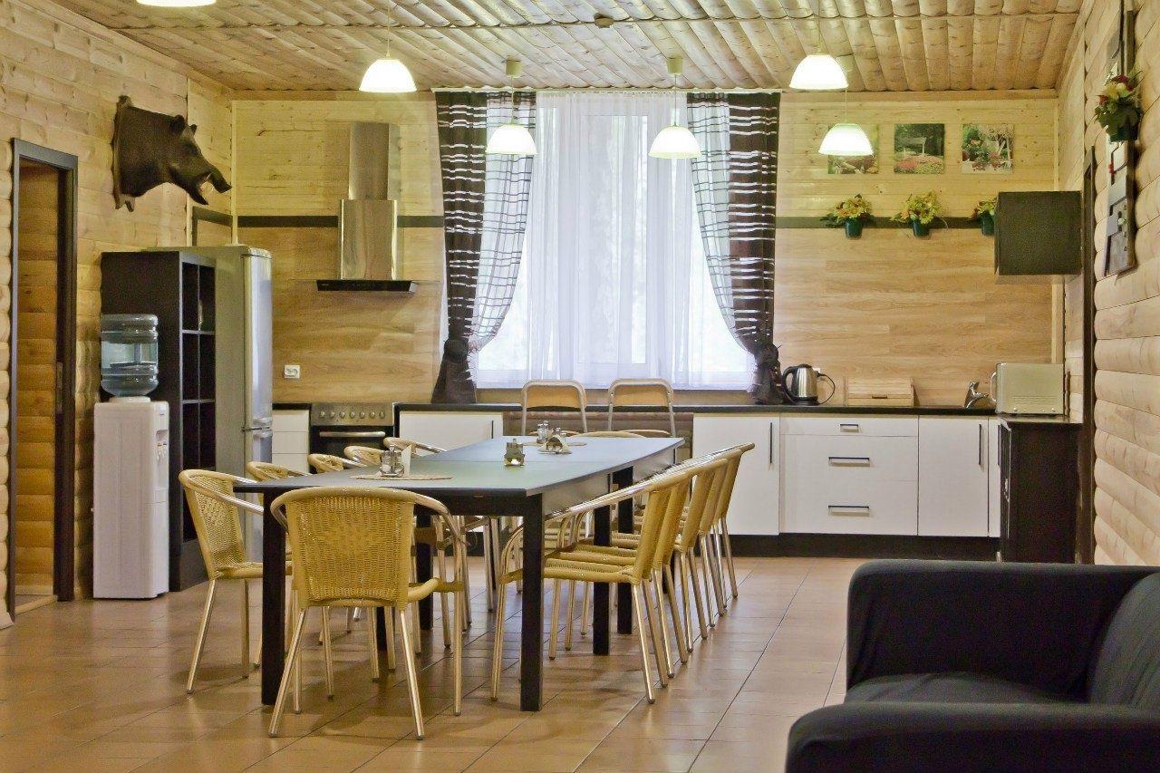 Клуб загороного отдыха «Лесное поместье» Челябинская область Коттедж № 1 (1 этаж) , фото 3