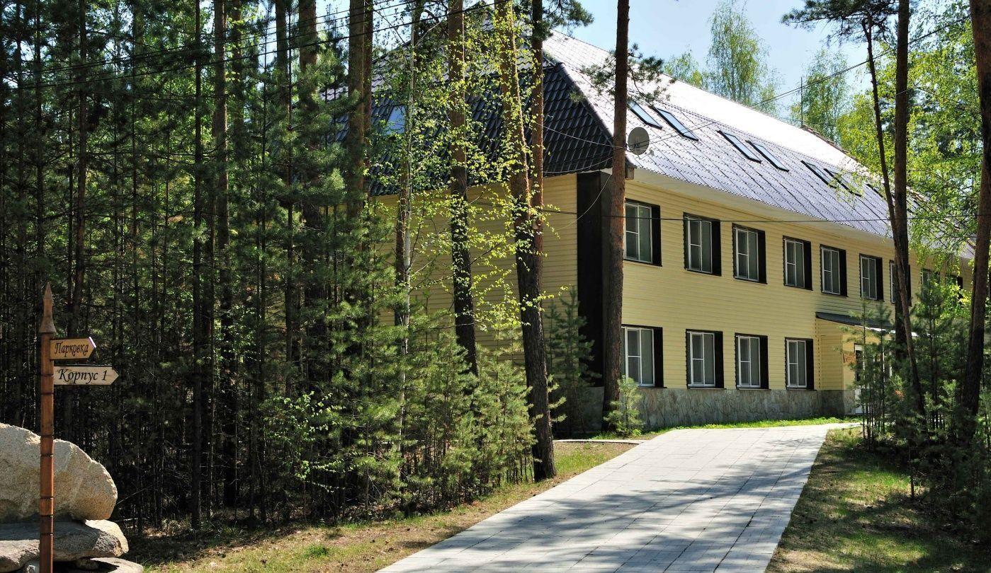 Клуб загороного отдыха «Лесное поместье» Челябинская область, фото 2
