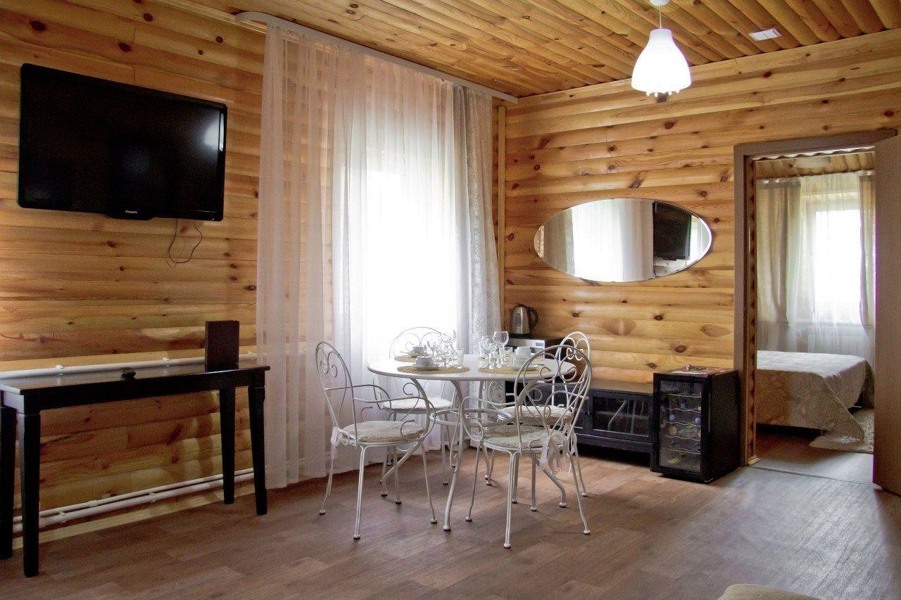 Клуб загороного отдыха «Лесное поместье» Челябинская область Люкс, фото 6