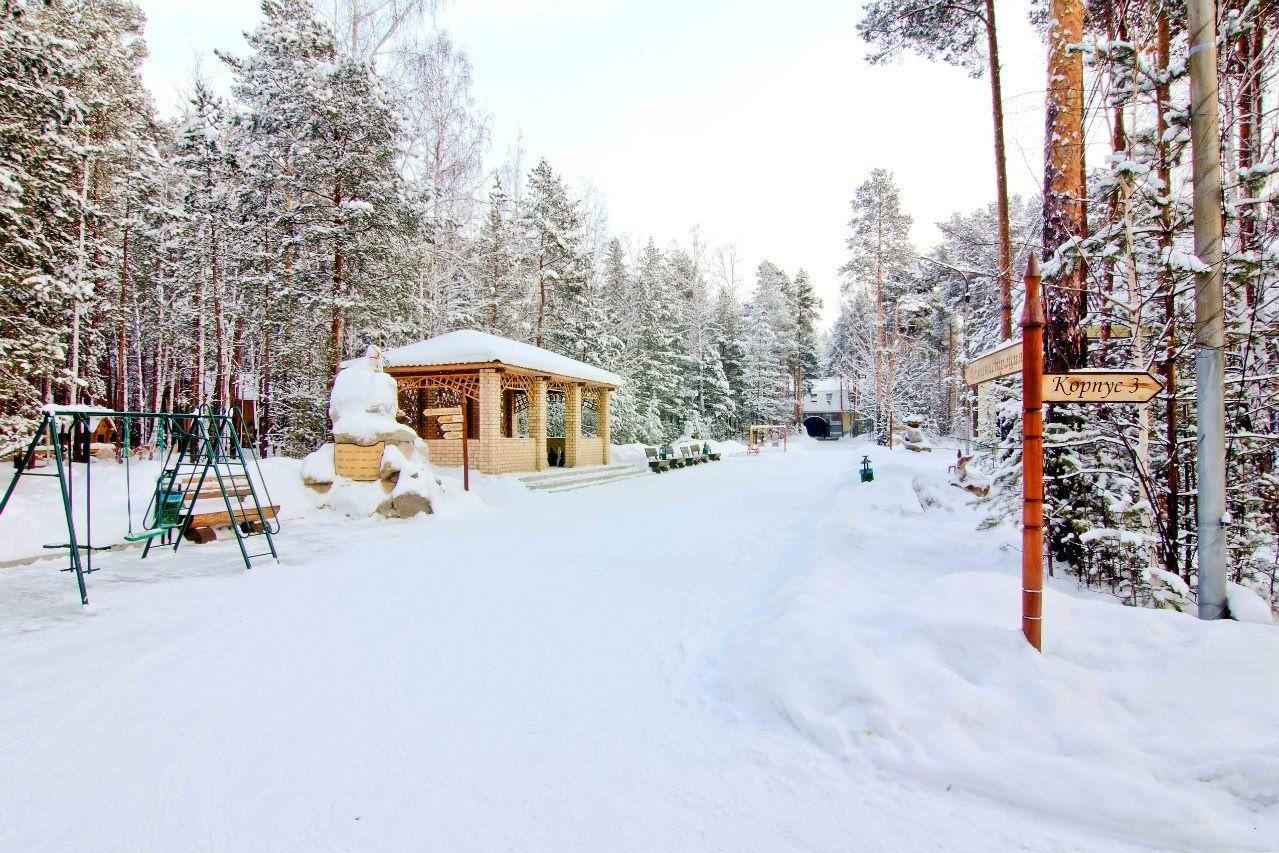 Клуб загороного отдыха «Лесное поместье» Челябинская область, фото 13