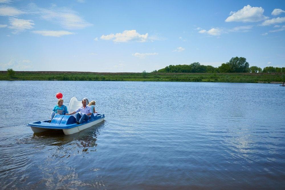 Центр отдыха «Окская Жемчужина» Рязанская область, фото 6